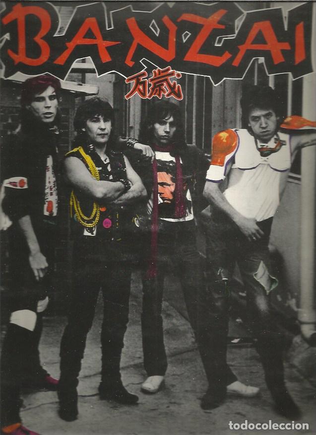 BANZAI 1983 (Música - Discos - LP Vinilo - Heavy - Metal)