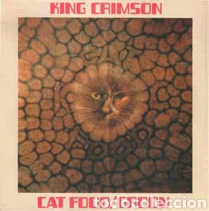 Discos de vinilo: King Crimson–Cat Food / Groon . Lp vinilo 10 pulgadas. Precintado. - Foto 2 - 222016042