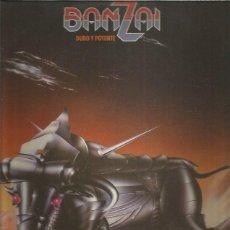 Discos de vinilo: BANZAI DURO Y POTENTE. Lote 222016152