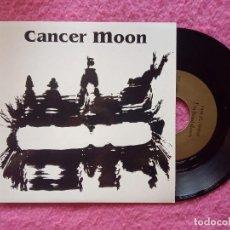 Discos de vinilo: SINGLE CANCER MOON - I'M HEAD DOWN / WOLF OF COOL - GOO-007 - (NM/NM). Lote 222018301