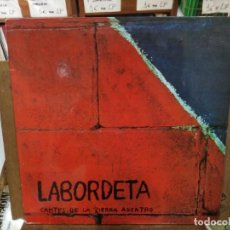 Discos de vinilo: LABORDETA, JOSE ANTONIO LABORDETA - CANTES DE LA TIERRA ADENTRO - LP. DEL SELLO MOVIE PLAY DE 1976. Lote 222020960