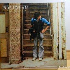 Discos de vinilo: VINILO LP. BOB DYLAN - STREET LEGAL. EDICIÓN ESPAÑOLA.. Lote 222025001