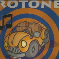 Discos de vinilo: PROTONES CARTUNES. Lote 222025421