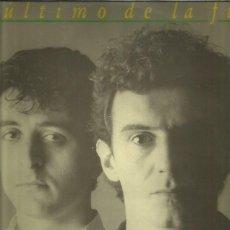 Discos de vinilo: ULTIMO DE LA FILA COMO LA CABEZA. Lote 222025622