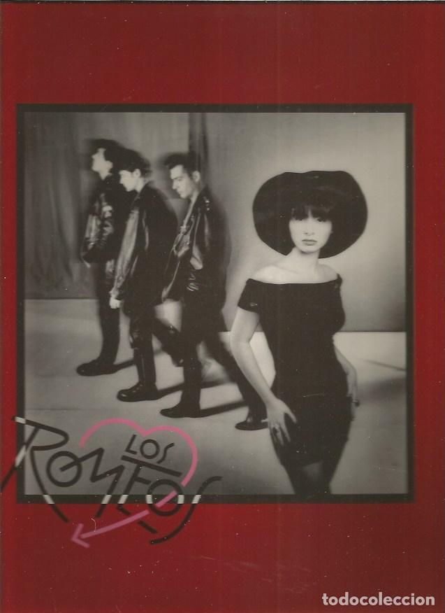 LOS ROMEOS 1990 (Música - Discos - LP Vinilo - Grupos Españoles de los 70 y 80)