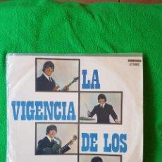 Discos de vinilo: LOS SHAKERS : LA VIGENCIA- EDICION URUGUAY ORIGINAL CASI MINT -BEATLES -OPORTUNIDAD COLECCIONISTAS. Lote 222036831