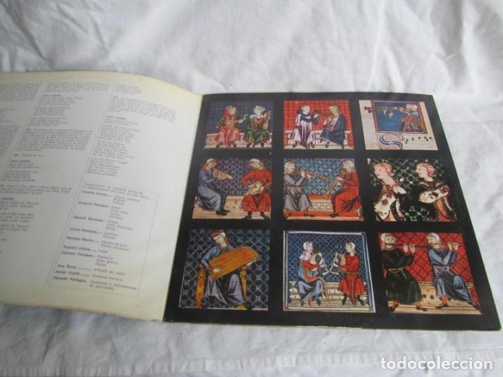 Discos de vinilo: 7 LPs vinilo de la colección Música Antigua Española - Foto 3 - 222040006