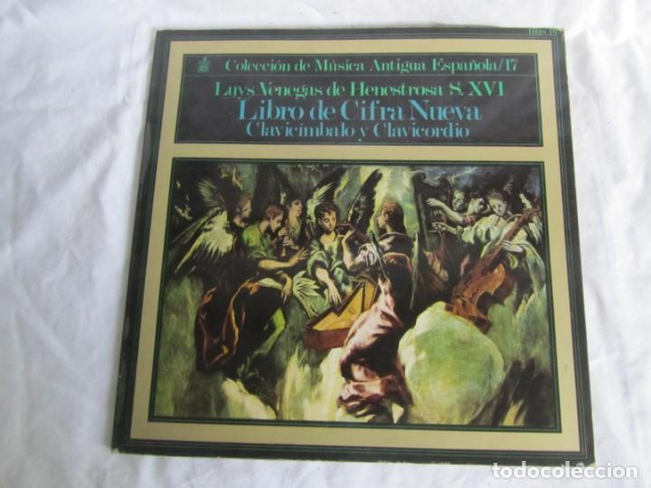 Discos de vinilo: 7 LPs vinilo de la colección Música Antigua Española - Foto 17 - 222040006