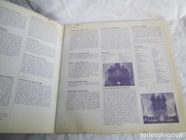 Discos de vinilo: 7 LPs vinilo de la colección Música Antigua Española - Foto 21 - 222040006