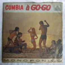 Discos de vinilo: LP VINILO CUMBIA A GO-GO MONOFÓNICO LOS FRENÉTICOS. Lote 222040147