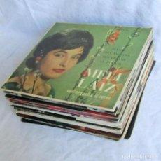 Discos de vinilo: 32 SINGLES Y EPS VINILO MÚSICA AÑOS 60-70, BIEN CONSERVADOS. Lote 222041971