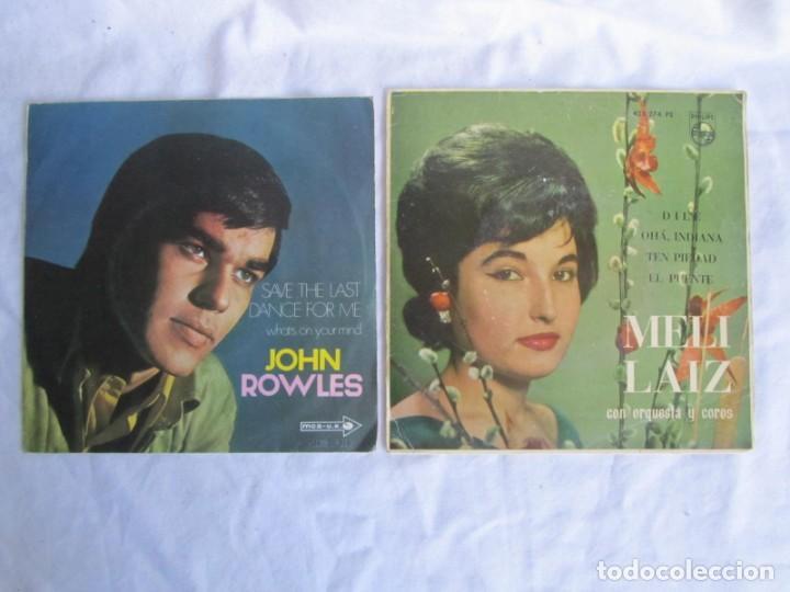 Discos de vinilo: 32 singles y EPs vinilo música años 60-70, bien conservados - Foto 2 - 222041971