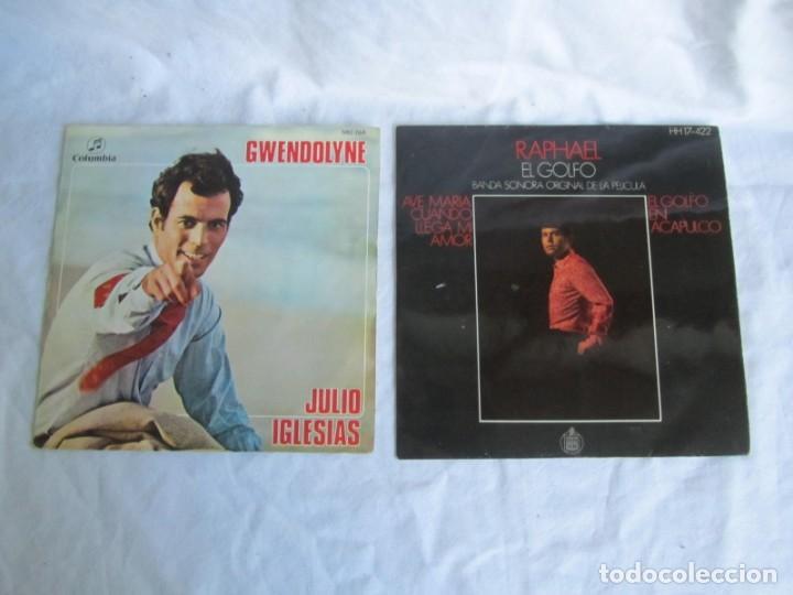 Discos de vinilo: 32 singles y EPs vinilo música años 60-70, bien conservados - Foto 8 - 222041971