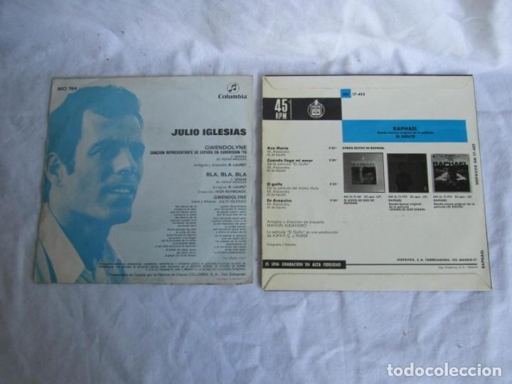 Discos de vinilo: 32 singles y EPs vinilo música años 60-70, bien conservados - Foto 9 - 222041971