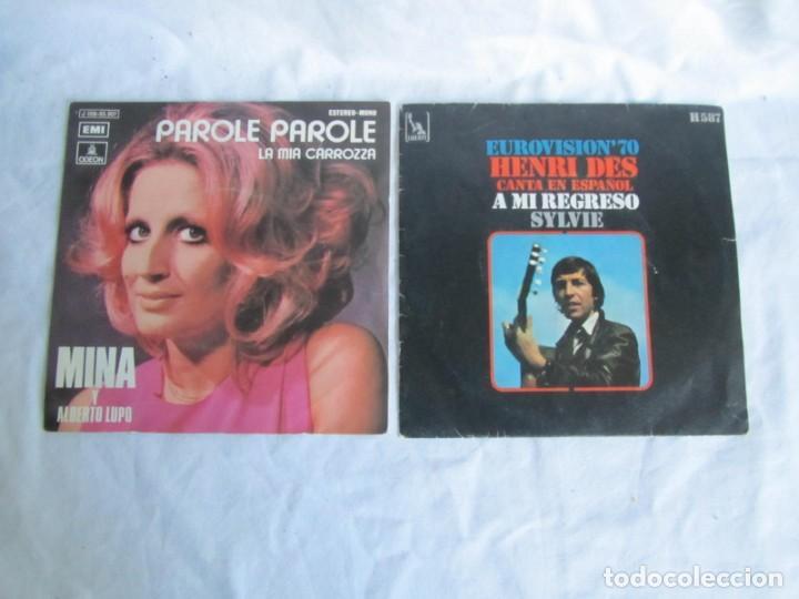 Discos de vinilo: 32 singles y EPs vinilo música años 60-70, bien conservados - Foto 14 - 222041971