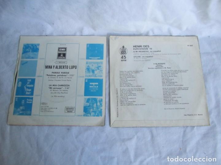 Discos de vinilo: 32 singles y EPs vinilo música años 60-70, bien conservados - Foto 15 - 222041971