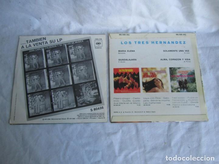 Discos de vinilo: 32 singles y EPs vinilo música años 60-70, bien conservados - Foto 17 - 222041971