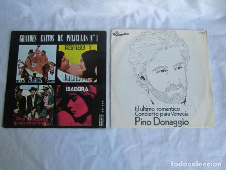 Discos de vinilo: 32 singles y EPs vinilo música años 60-70, bien conservados - Foto 18 - 222041971