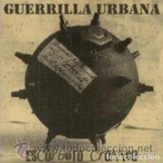 Discos de vinilo: SINGLE ESCORBUTO CRONICO GUERRILLA URBANA PIONEROS PUNK CANARIAS 80 CONEMRAD FAMILIA REAL ESKORBUTO. Lote 222048033