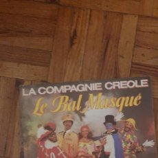 Discos de vinilo: LA COMPAGNIE CREOLE* ?– LE BAL MASQUÉ GÉNERO: POP, FOLK, WORLD, & COUNTRY ESTILO: ZOUK AÑO: 1984 LIS. Lote 222055232