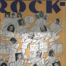 Discos de vinilo: ROCK-SERVATORIO. Lote 222057600