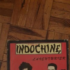 Discos de vinilo: INDOCHINE ?– LAVENTURIER LABEL: CLEMENCE MELODY ?– 104 242, CLEMENCE MELODY ?– 104242. Lote 222060516
