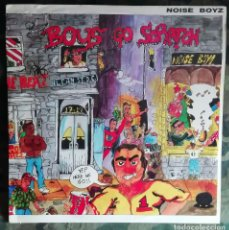 Discos de vinilo: THE NOISE BOYZ - BOYS GO SCRATCH MAXI SINGLE UK 1986. Lote 222061747