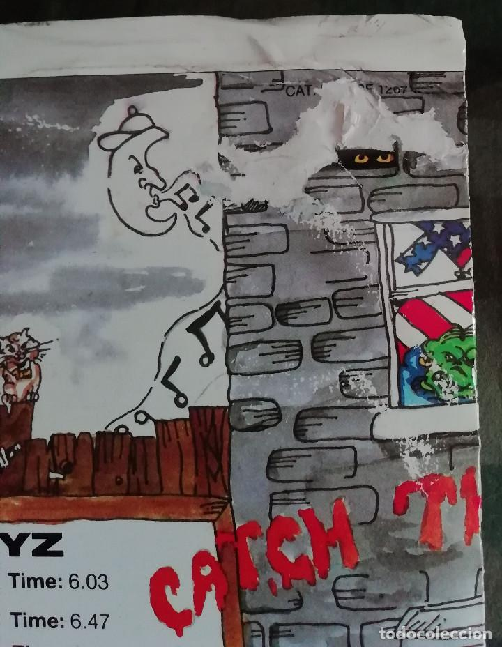Discos de vinilo: The Noise Boyz - Boys Go Scratch Maxi Single UK 1986 - Foto 3 - 222061747