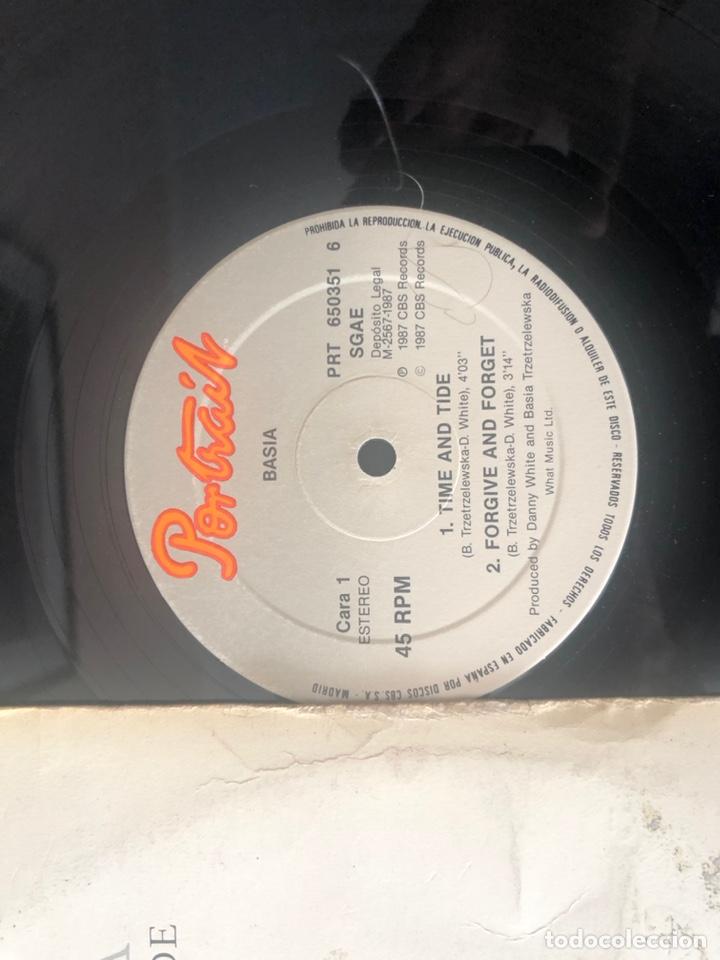 Discos de vinilo: Basia – Time And Tide - Foto 2 - 222064292