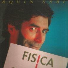 Discos de vinilo: SABINA FISICA Y QUIMICA. Lote 222064505