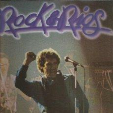 Discos de vinilo: MIGUEL RIOS ROCK RIOS + REGALO SORPRESA. Lote 222065558