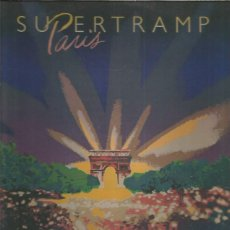 Discos de vinilo: SUPERTRAMP PARIS. Lote 222071451