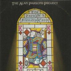 Discos de vinilo: ALAN PARSONS PROJECT TURN. Lote 222072666