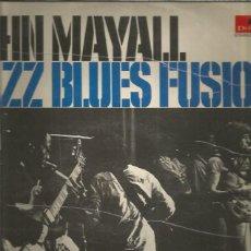 Discos de vinilo: JOHN MAYALL JAZZ BLUES FUSION. Lote 222072843