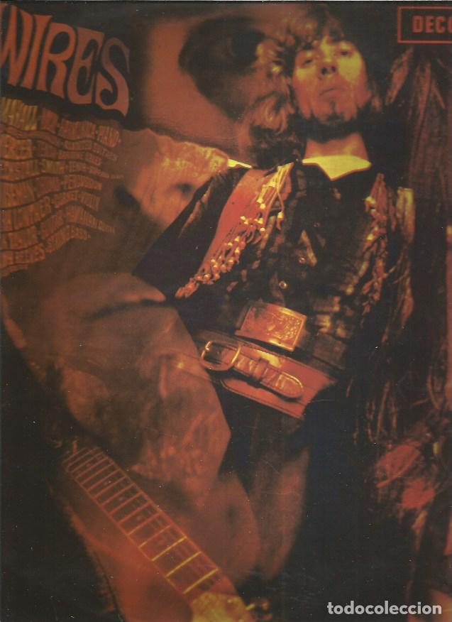 JOHN MAYALL BARE WIRES (Música - Discos - LP Vinilo - Pop - Rock - Extranjero de los 70)