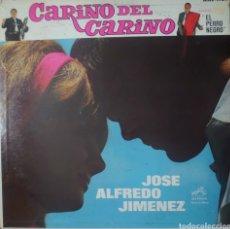 Discos de vinilo: JOSÉ ALFREDO JIMÉNEZ LP SELLO RCA VÍCTOR EDITADO EN MÉXICO.... Lote 222078646