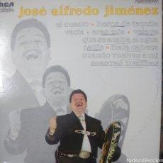 Discos de vinilo: JOSÉ ALFREDO JIMÉNEZ LP SELLO RCA CAMDEN EDITADO EN MÉXICO.... Lote 222078751