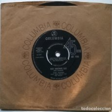 Discos de vinilo: CLIFF RICHARD. THE MINUTE YOU'RE GONE/ JUST ANOTHER GUY. COLUMBIA UK 1965 SINGLE. Lote 222085860