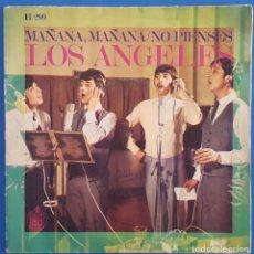 Discos de vinilo: SINGLE / LOS ÁNGELES / MAÑANA, MAÑANA / HISPAVOX H-299 / 1968. Lote 222087133