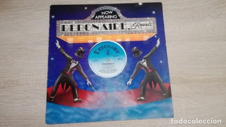 """DYNAMIX II-BASS GENERATOR-IGNITION-VINILO 12"""" 33 RPM-DEBONAIRE-AÑO 1990-IMPORTACIÓN USA-MUY DIFÍCIL (Música - Discos de Vinilo - Maxi Singles - Electrónica, Avantgarde y Experimental)"""