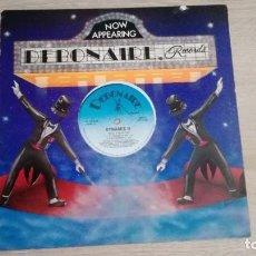 """Discos de vinilo: DYNAMIX II-BASS GENERATOR-IGNITION-VINILO 12"""" 33 RPM-DEBONAIRE-AÑO 1990-IMPORTACIÓN USA-MUY DIFÍCIL. Lote 222096158"""