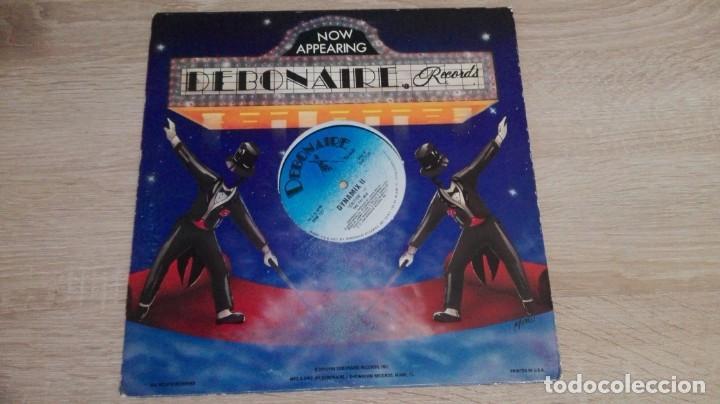 """Discos de vinilo: DYNAMIX II-BASS GENERATOR-IGNITION-VINILO 12"""" 33 RPM-DEBONAIRE-AÑO 1990-IMPORTACIÓN USA-MUY DIFÍCIL - Foto 3 - 222096158"""