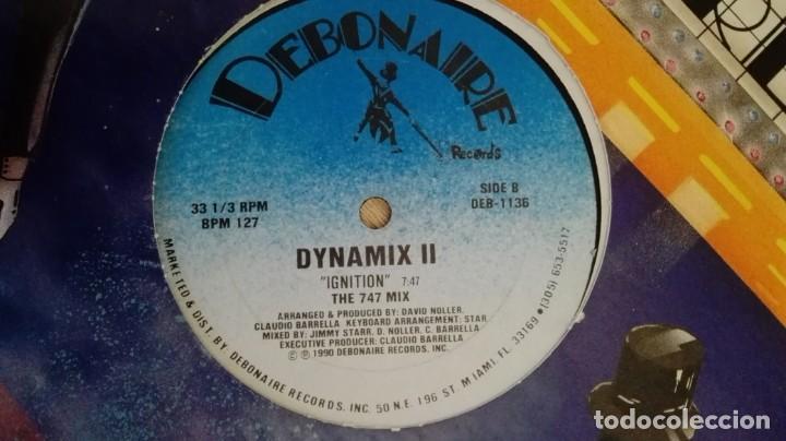 """Discos de vinilo: DYNAMIX II-BASS GENERATOR-IGNITION-VINILO 12"""" 33 RPM-DEBONAIRE-AÑO 1990-IMPORTACIÓN USA-MUY DIFÍCIL - Foto 4 - 222096158"""