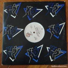 "Discos de vinilo: MARC SADANE - ONE MINUTE FROM LOVE (12"") (WARNER BROS. RECORDS) (1982/UK). Lote 222098555"