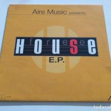 Discos de vinilo: FREE HOUSE E.P.. Lote 222101262