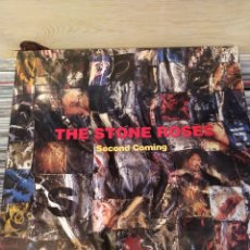 Disques de vinyle: THE STONE ROSES – SECOND COMING . DOBLE LP VINILO EDICIÓN ORIGINAL DE 1994. BUEN ESTADO. Lote 222104075