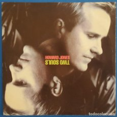 Discos de vinilo: SINGLE / HOWARD JONES / TWO SOULS / WARNER 9031-76515-7 LA / 1992. Lote 222105283