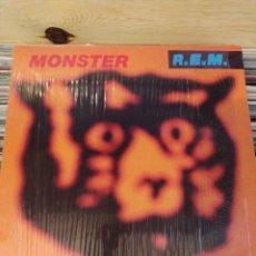 Discos de vinilo: R.E.M.–MONSTER . LP VINILO EDICIÓN DE 1994. BUEN ESTADO. Lote 222105503