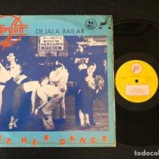 Discos de vinilo: ANDY SCOTT ?– DÉJALA BAILAR (LET HER DANCE ). Lote 222105603
