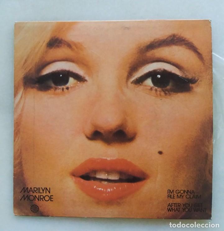 MARILYN MONROE (Música - Discos de Vinilo - EPs - Funk, Soul y Black Music)